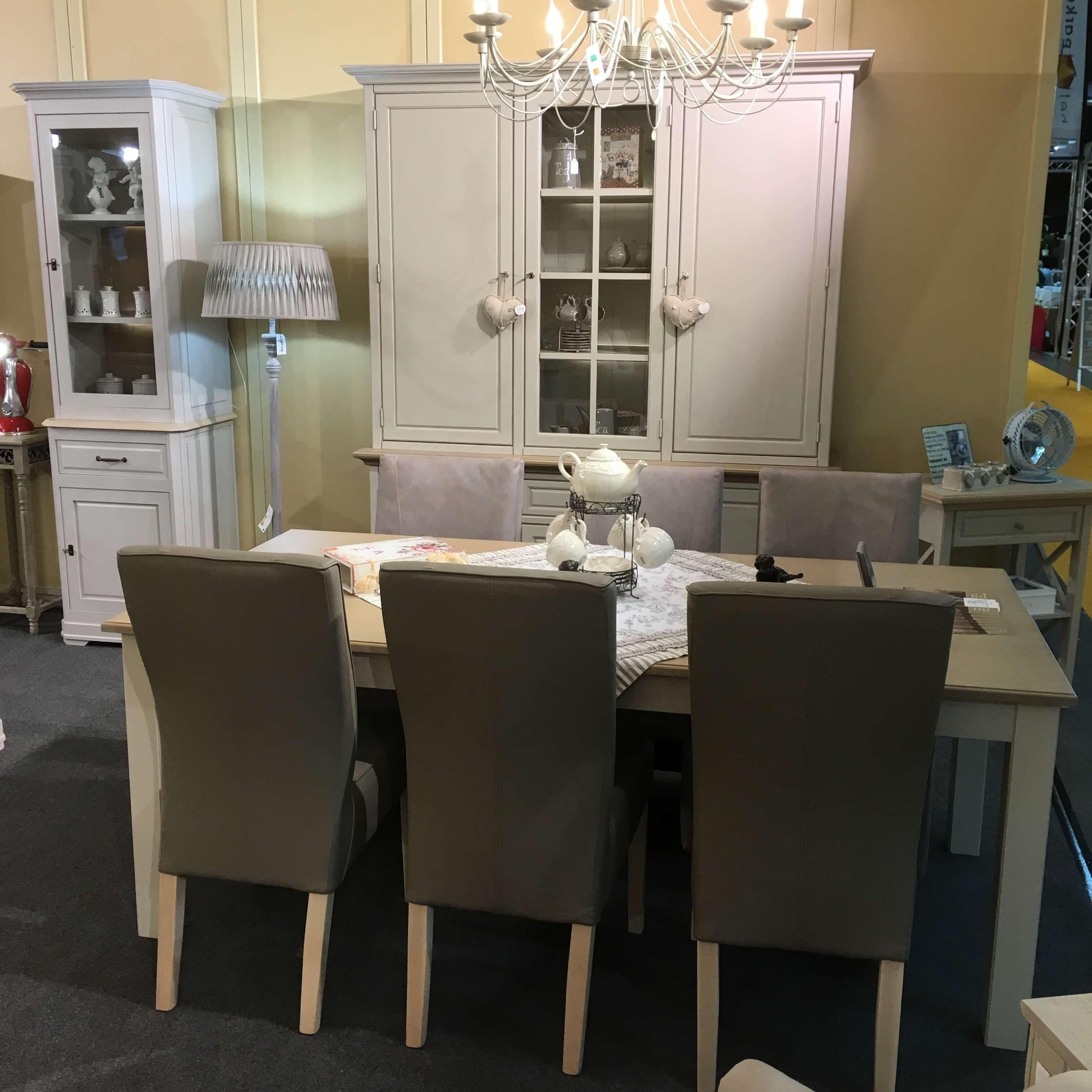 cottage meubelen in eik en diverse kleuren mogelijk