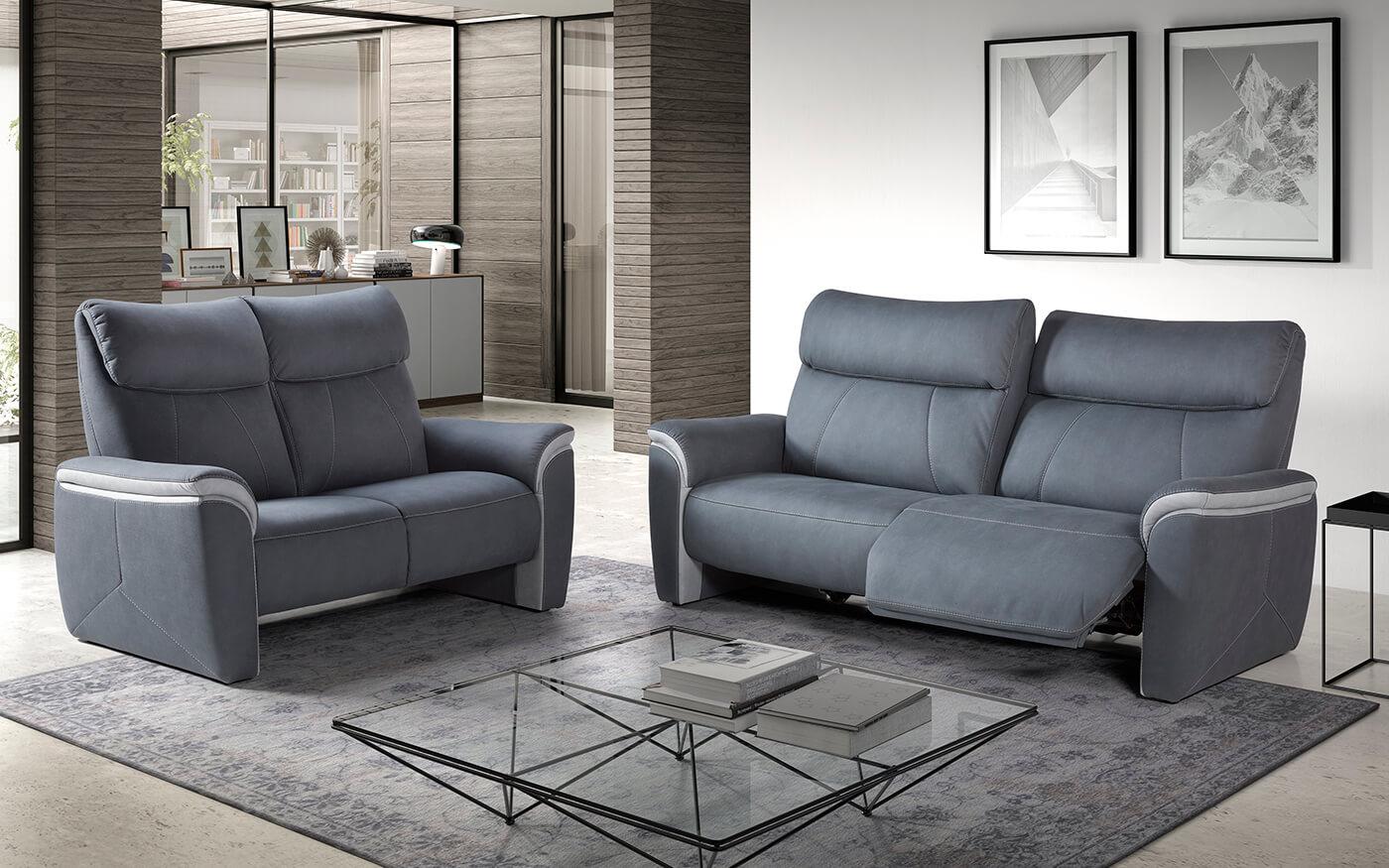 Salons met relax functie op stroom en batterij in diverse kleuren