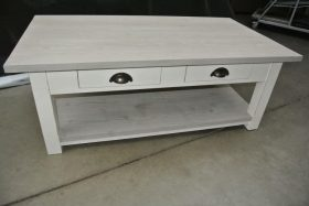 salontafel in 80 kleuren afm 120Lx65Dx45H