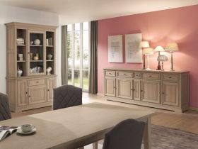 Cottage stijl landelijke meubelen in eik 30 kleuren mogelijk en maatwerk