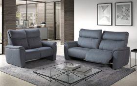 relax zetels met een landelijke uitstraling